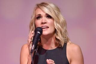 Carrie Underwood Celebrates Recent No.1 Singles